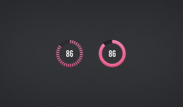 Circular Progress Bars