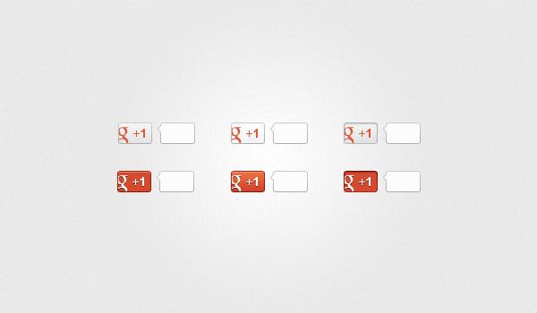 Google +1 Buttons