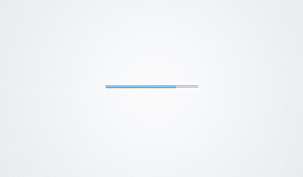 Miniature Progress Bar