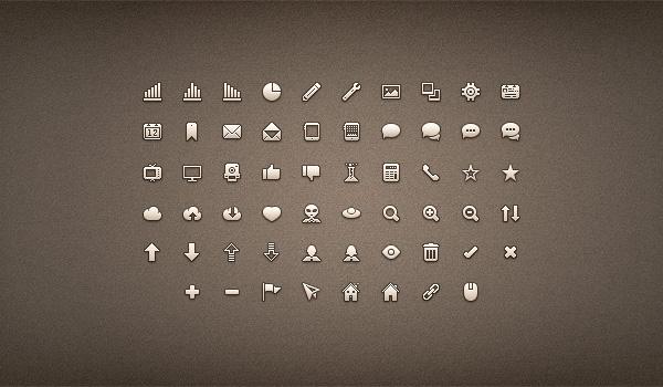 Premium Pixels Icon Set
