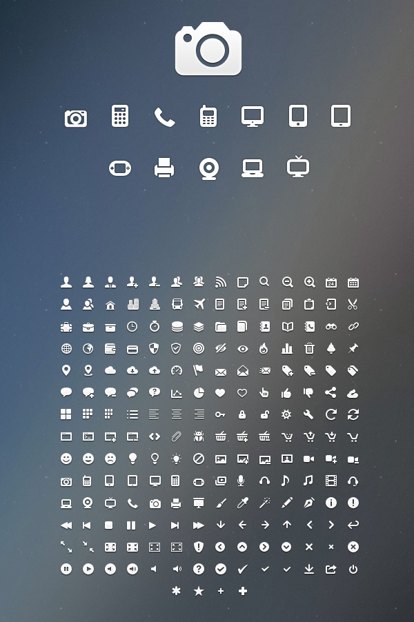 Premium Vector Icons Pack