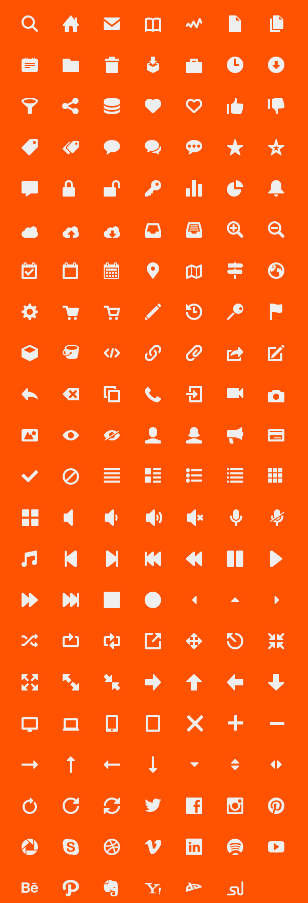 Unicons – Vector Icons Pack