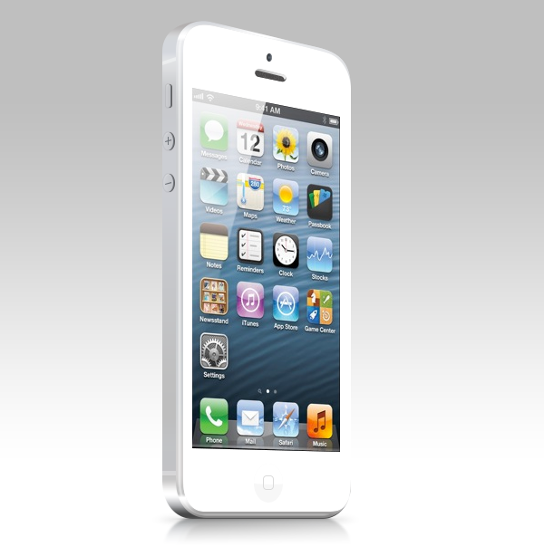 Why Use White iPhone 5 PSD White Iphone 5 Psd