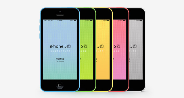 iphone-5C-mobilemock-up-psd
