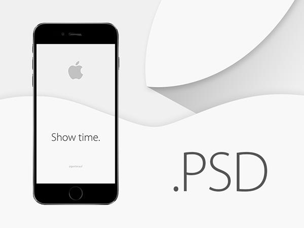 iPhone 6 Mock Up [PSD Template]