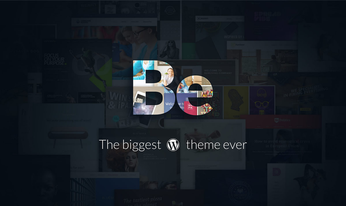 BeTheme - Responsive WordPress Theme